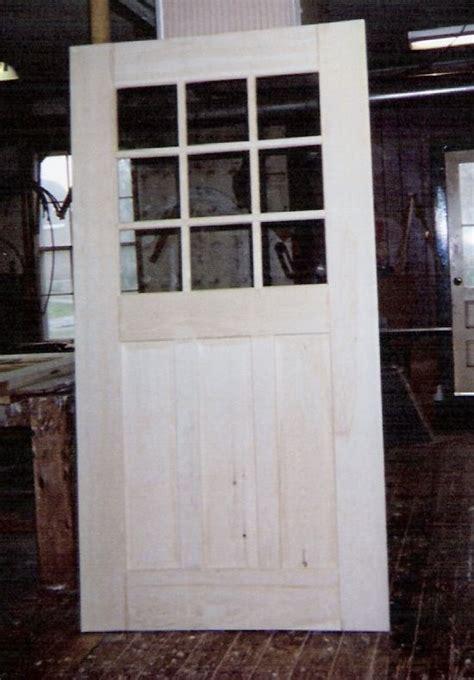 doors exterior wood jim illingworth millwork llc architectural historical