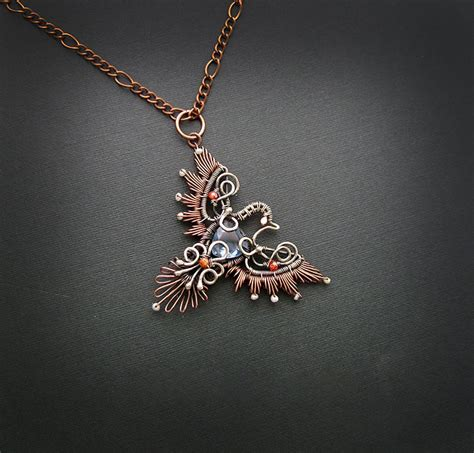 how to make jewelry with wire wrapping techniques self taught russian artist makes amazing wire wrap jewelry