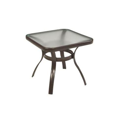 home depot patio table martha stewart living grand bank patio side table d4067 ts