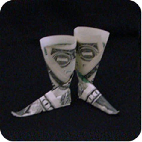 origami boot dollar bill money sailboat make origami