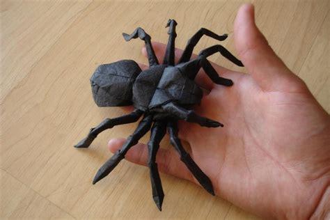 Tarantula Lang By Origami Artist Galen On Deviantart