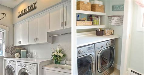 storage ideas for small laundry rooms surprising organizing a small laundry closet