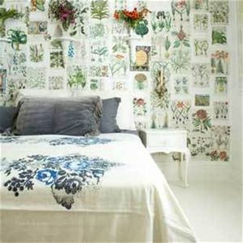 decoupage walls diy d 233 coupaged walls popsugar home