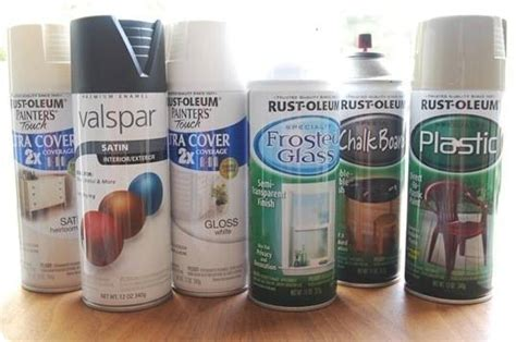 spray painting guide diy ers favorite quot for buck quot and effort projects