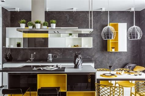 yellow kitchen decorating ideas yellow kitchen designs decor ideas photos home decor buzz
