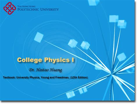 college physics college physics ap101