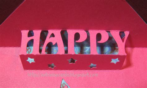 how to make happy birthday pop up cards cards and papercrafting blintz fold happy