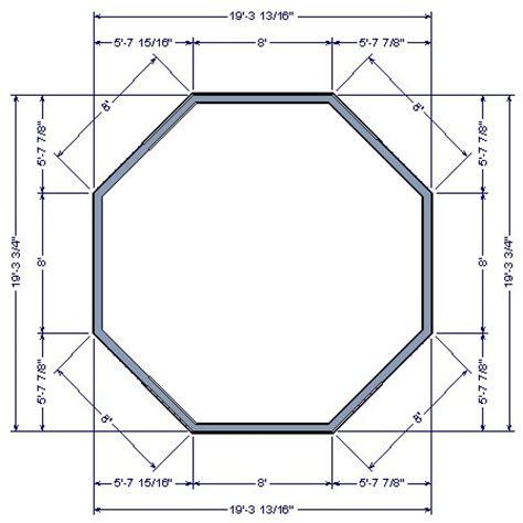 Homedesignersoftware Com drawing an octagonal structure