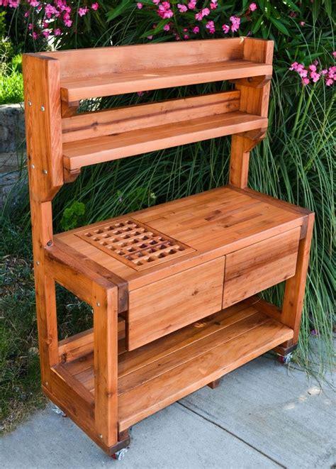 Gardening Workbench 25 Best Ideas About Potting Bench Bar On