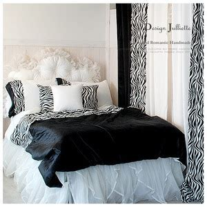black bed skirt compare prices on zebra print bed skirt shopping