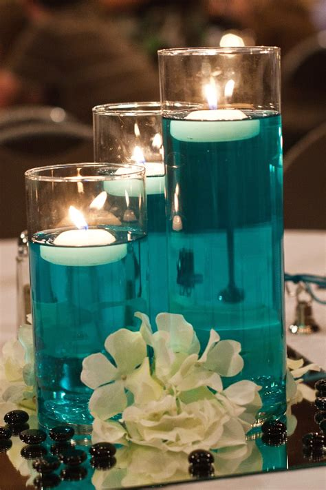 centerpiece water figuring out simple diy wedding centerpieces