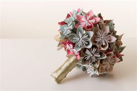 bouquet of flowers origami origami flower bouquet origami bouquet paper flower