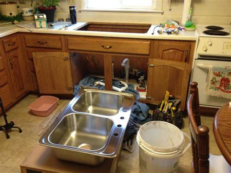kitchen sink installation stainless kitchen sink installation antwerp ohio