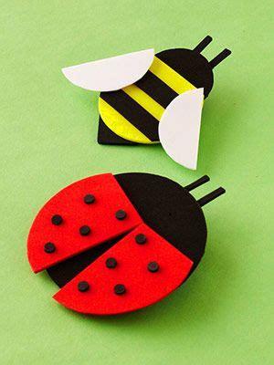 foam craft for foam craft projects for foam crafts ladybugs