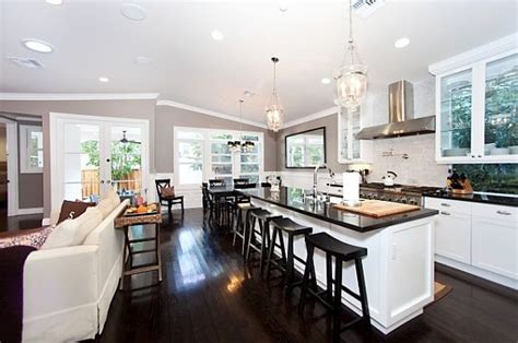 open kitchen layout ideas the pros and cons of open versus closed kitchens