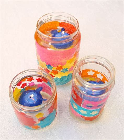 decoupage candle jars 17 best images about holidays on