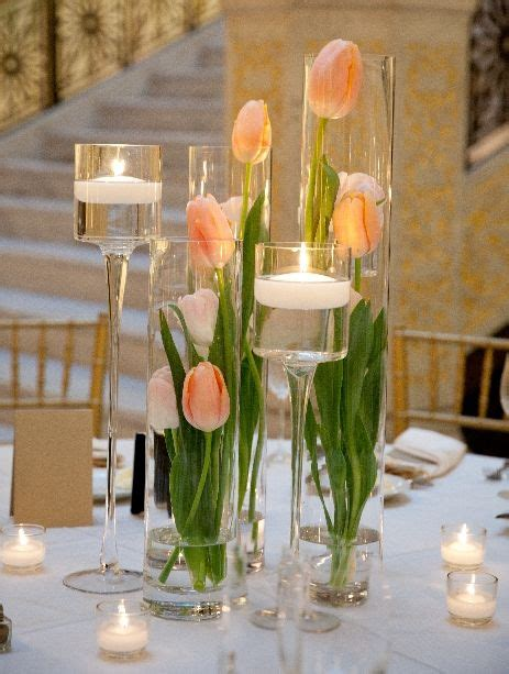 blue vases for centerpieces 1000 ideas about cylinder vase on