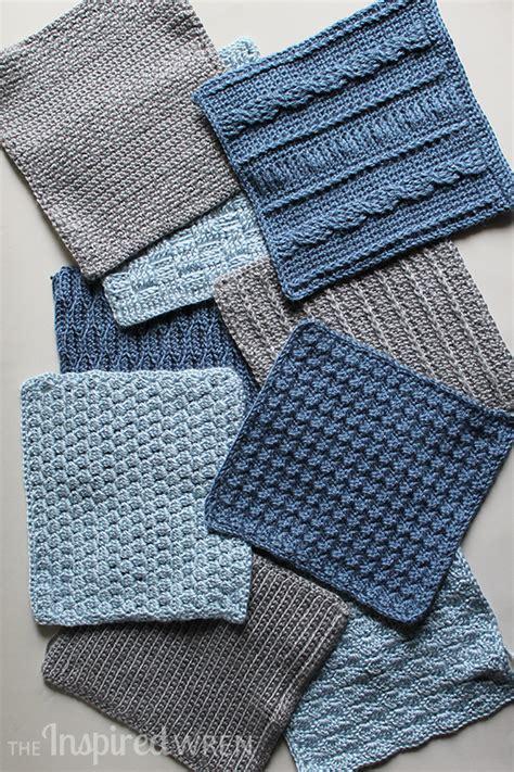 knitted squares for afghan the inspired wren square 9 crochet along afghan sler
