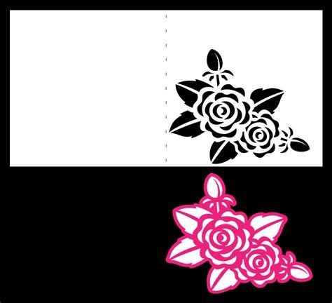 stencils for card stencil card free cut files