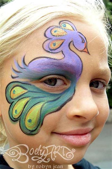 bay area face painters