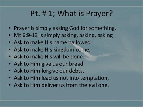 prayer meaning matthew 6 prayer what is prayer and what s it for ss 3