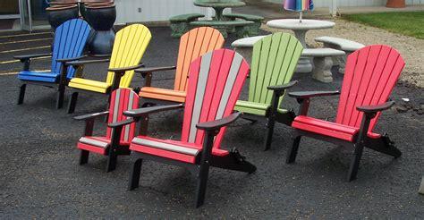 amish furniture outdoor amish adirondack chairs roselawnlutheran