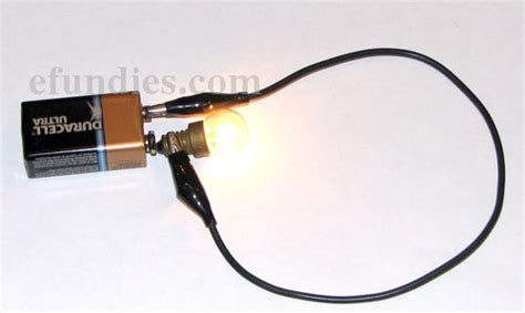 how to wire lights to a battery efundies electronics