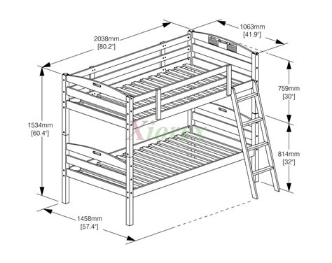 dimensions of bunk beds mattress for bunk bed dimensions bed furniture