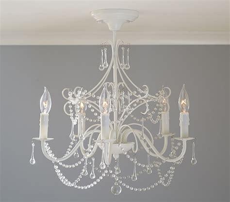 flush mount chandeliers flushmount chandelier pottery barn