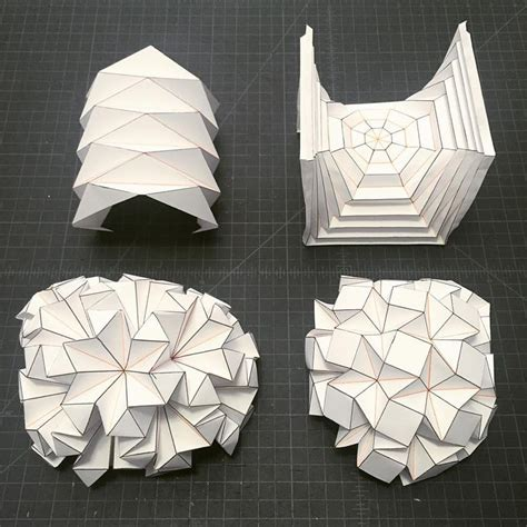 architecture origami best 25 folding architecture ideas on daniel