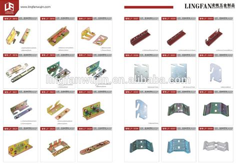 metal bed frame support parts bed fittings bed frame hardware parts buy hinges and