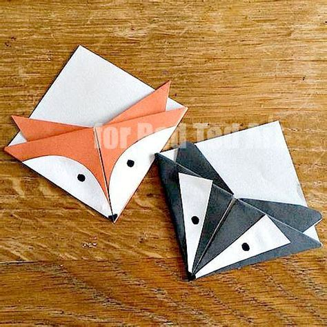 paper craft bookmarks 25 best ideas about paper bookmarks on diy