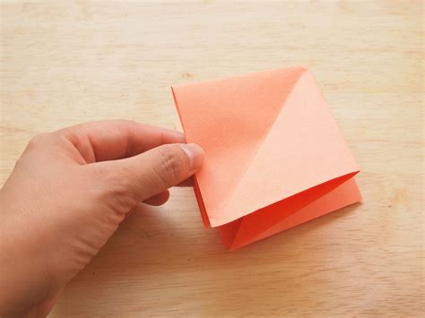 square origami how to make an origami square base 5 steps with pictures