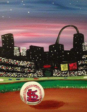 paint nite stadium quincy 1000 images about acrylic workshop on canvas