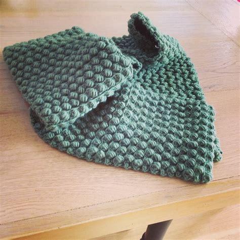 popcorn stitch knit popcorn stitch crochet tutorial and patterns stitch
