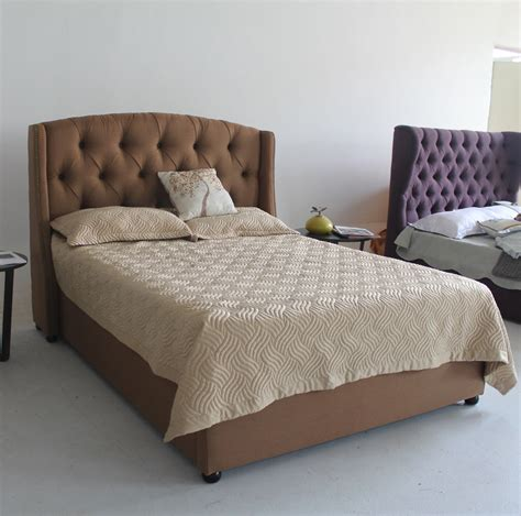 bed frame designs the fabric furniture for bed frame