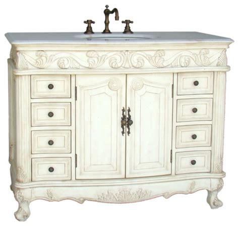 classic bathroom vanities 42 quot classic style loehman bathroom sink vanity