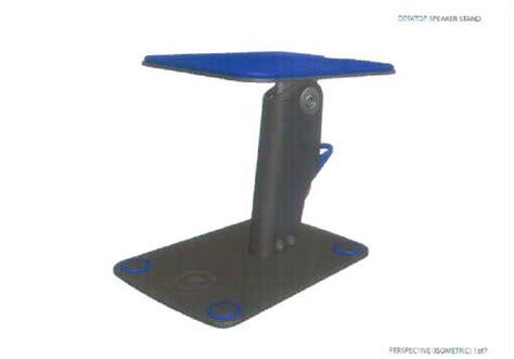 desk top speaker stands australian designs