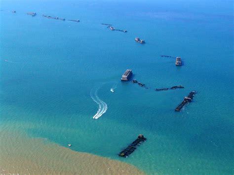 mus 233 e du d 233 barquement 224 arromanches plages du d 233 barquement e tourisme calvados
