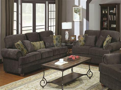 Kitchen Islands Clearance colton smokey gray living room set coaster 504401 02