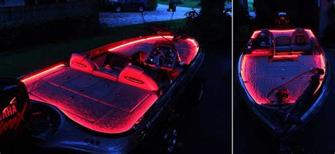 led light strips for boats led applications for your boat yacht houseboat sailboat