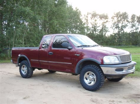 1997 Ford F150 Specs by Oxfordwhiteboy 1997 Ford F150 Cabshort Bed Specs