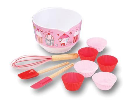 utensilios de cocina para ni os set infantil para hacer magdalenas caseras pequelia