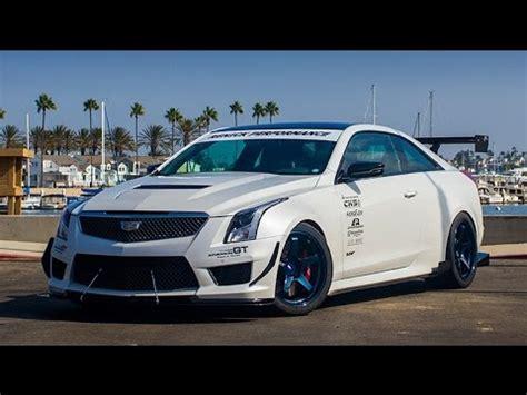 Renick Cadillac by 520 Whp Renick Performance Cadillac Ats V One Take