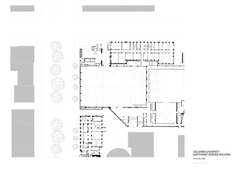 gallery of columbia university northwest corner building
