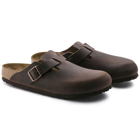 birkenstock habana leather boston leather habana shop at birkenstock