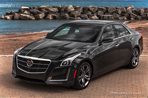 Cadillac Cts Sport by 2014 Cadillac Cts V Sport Test Drive