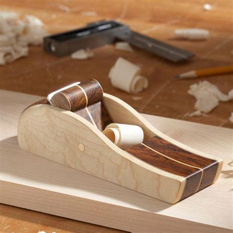home woodworking tools shop made plane woodworking plan from wood magazine