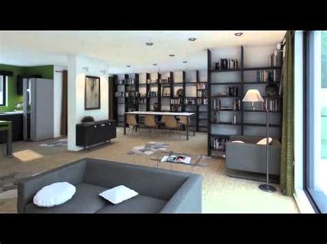 visite virtuelle d une maison ctvl gamme contemporaine