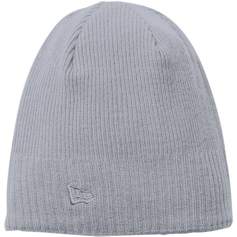 grey knit beanie new era grey knit beanie